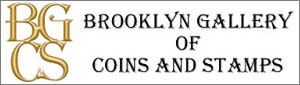 Brooklyn Gallery of Coins and Stamps